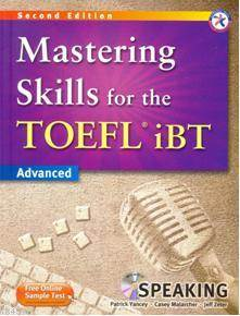 Mastering Skills For The TOEFL İbt Writing Book