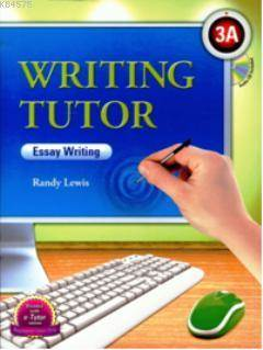 Writing Tutor 3A (Essay Writing) +CD