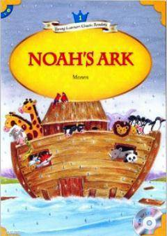 Noah's Ark + MP3 CD (YLCR-Level 1)