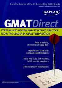 Gmat Direct Streamlined Review Ant Str