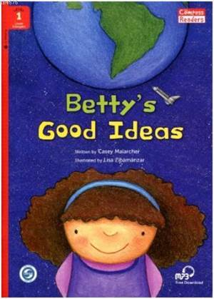 Betty's Good Ideas+Downloadable Audio A1; Compass Readers 1