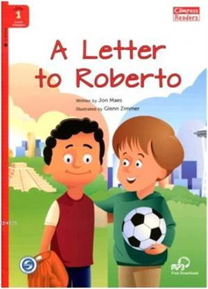 A Letter To Roberto+Downloadable Audio; Compass Readers 1