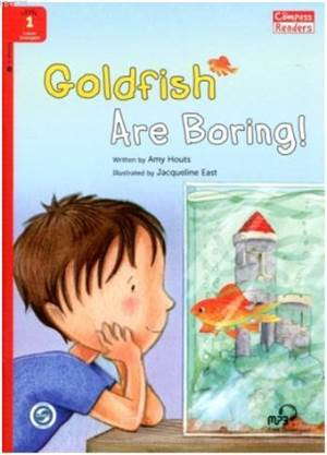 Goldfish Are Boring!+Downloadable Audio A1; Compass Readers 1