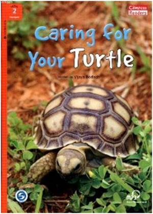 Caring For Your Turtle+Downloadable Audio A1; Compass Readers 2