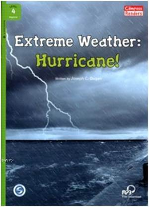 Extreme Weather: Hurricane!+Downloadable Audio A1; Compass Readers 4