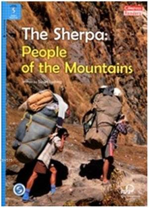 The Sherpa: People Of The Mountains + Downloadable Audio; Compass Readers 5 A2