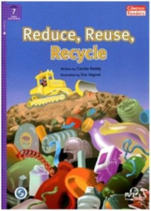 Reduce, Reuse, Recycle + Downloadable Audio; Compass Readers 7 B2