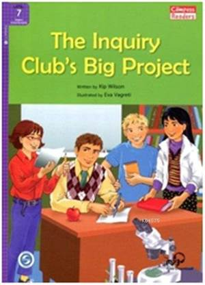 The Inquiry Club's Big Project + Downloadable Audio; Compass Readers 7 B2
