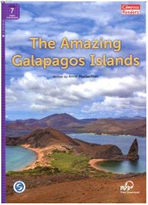 The Amazing Galapagos Islands + Downloadable Audio; Compass Readers 7 B2