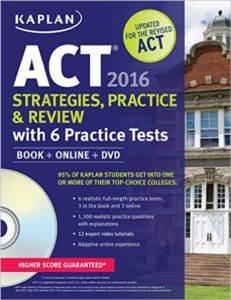 Kaplan ACT 2016