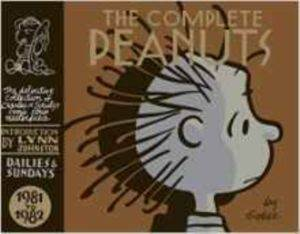The Complete Peanuts 1981-82