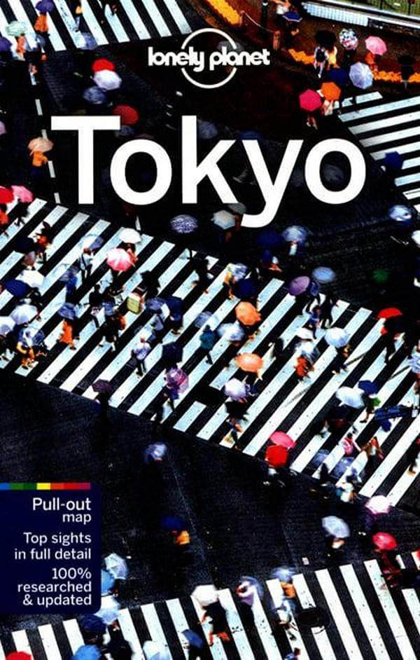 Lonely Planet Tokyo (11. Ed)