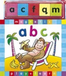 ABC Magnetic Play Learn İlk Sözcüklerim