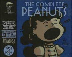The Complete Peanuts 1953-54