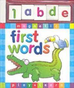 Magnetic-İlk İngilizce Sözcüklerim