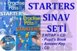 Starters Sınav Seti (Pupil's Book+Teacher's Book+CD)