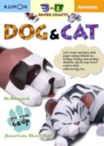 Cat & Dog (3D Pape ...
