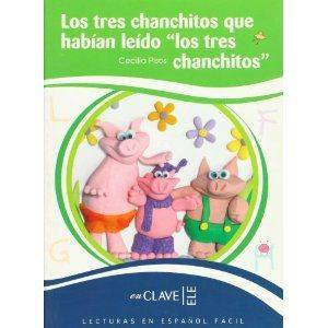 Los Tres Chanchitos Que Habian Leido ''Los Tres Chanchitos''