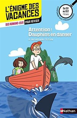 Attention! Dauphin ...