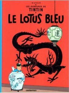 Tintin: Le lotus b ...