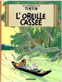 Tintin: L'Orielle  ...