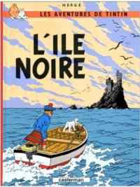 Tintin: L'ile Noir ...