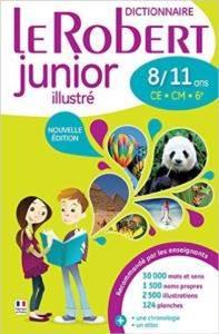 Le Robert Junior Illustre (8-1 ...