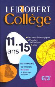 Le Robert Collage