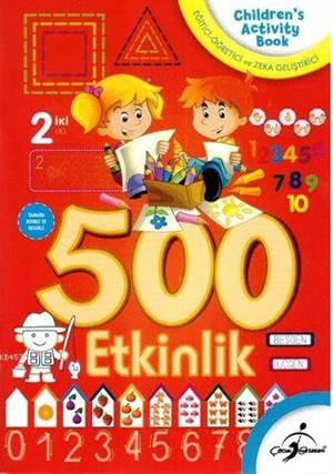 500 Aktivite - Kırmızı