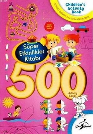 500 Aktivite - Pembe
