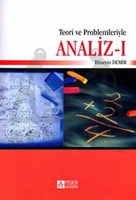 Analiz-1 (Teori ve Problemleriyle)