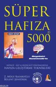 Süper Hafıza 5000 Mavi Kitap