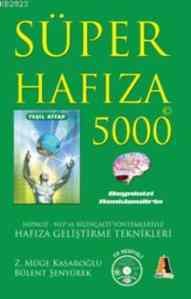Süper Hafıza 5000 Yeşil Kitap