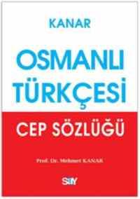 Osmanlı Türkçesi Cep Sözlüğü