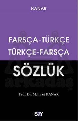 Farsça Türkçe - Türkçe Farsça Sözlük