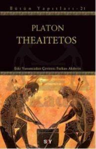 Theaitetos Bütün Yapıtları - 21
