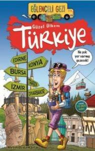 Eğlenceli Gezi 113-Güzel Ülkem Türkiye