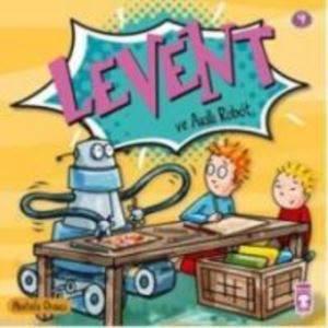 Levent ve Akıllı Robot - 9