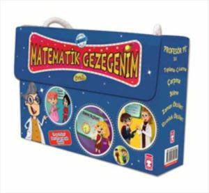 Matematik Gezegenim Set (5 Kitap)