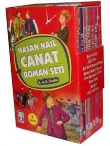 Hasan Nail Canat-Set (8 Kitap)