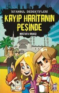 İstanbul Dedektifleri - Kayıp Haritanın Peşinde