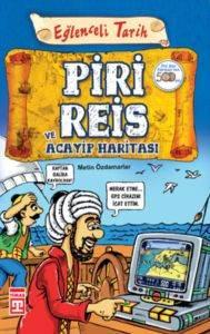 Eğlenceli Tarih 123- Piri Reis ve Acayip Haritası