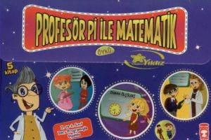 Profesör Pi ile Matematik 1.set