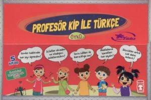 Profesör Kip İle Türkçe 1. Set