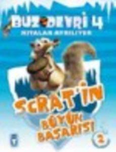 Buz Devri 4 Scrat'ın Büyük Başarısı