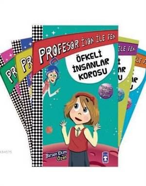 Profesör İyon İle Fen - 5 Kitap Set