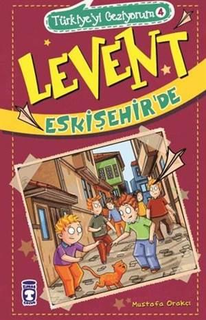 Levent Eskişehir'de