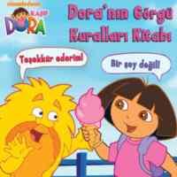 Kaşif Dora Dora Görgü Kuralları Kitabı