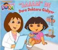 Kaşif Dora-Dora Doktora Gidiyor