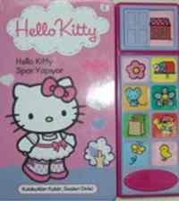 Hello Kitty Spor Yapıyor